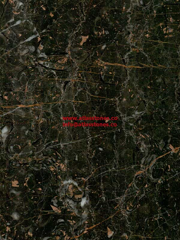 Get acquainted with Golden Black Marble